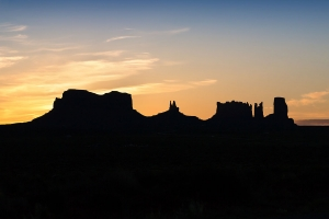 Monument Valley Sonnenaufgang (5)