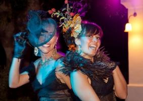 Tanz und Feuershow Colonial 12 (2)