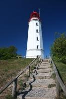 Hiddensee Leuchtturm Dornbusch