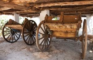 Pferdekarren san Juan