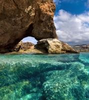 Grotte illa plana